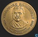 USA Teddy Roosevelt, 26th President 1901-1909