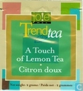 A Touch of Lemon Tea