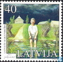 Latvian writers