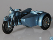 Triumph T110 Motorcycle & Sidecar