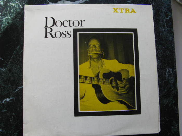 Doctor Ross - Blues LP
