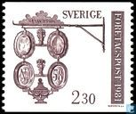 Postage Stamps - Sweden [SWE] - Pewter - figurehead
