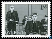 Postage Stamps - Sweden [SWE] - Persecution