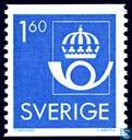 Postage Stamps - Sweden [SWE] - Post logo