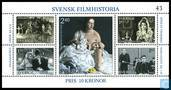 Postage Stamps - Sweden [SWE] - History of the Swedish film