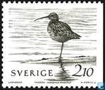 Postage Stamps - Sweden [SWE] - Whimbrel (Numenius phaeopus)