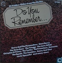 Do You Remember - Vol. I