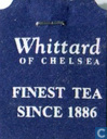 Tea bags and Tea labels - Whittard of Chelsea - Ceylon