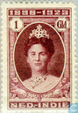 Jubilee Wilhelmina (perforation 11½:11)