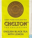 English Black Tea with Lemon