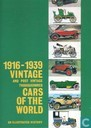 1916-1939 Vintage Cars of the World