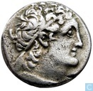 Ptolemaic Kingdom, Cleopatra III and Ptolemy X Alexander, 110-109 BC and 107-101.