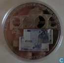 "Duitsland 20 euro 2002 ""European Currencies"""