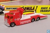 Kenworth Cabover Race Transporter