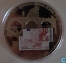 "Duitsland 10 euro 2002 ""European Currencies"""