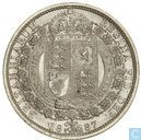 United Kingdom ½ crown 1887