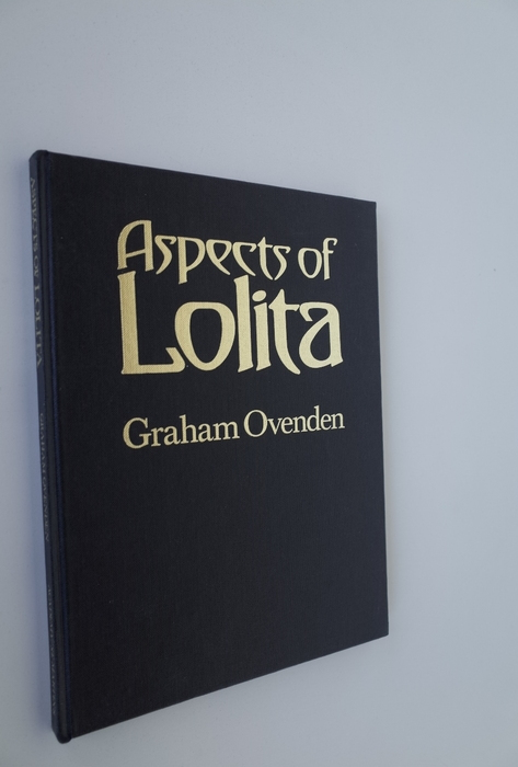 Erotica; Graham Ovenden - Aspects of Lolita - 1976