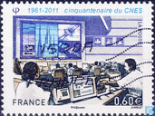 50 years CNES