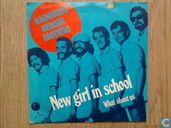 New Girl in School