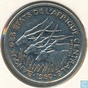 Centraal-Afrikaanse Staten 50 francs 1980 (A)