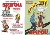 Comic Books - Spirou and Fantasio - Le journal d'un ingénu