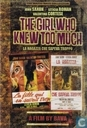 The Girl Who Knew Too Much / La ragazza che sapeva troppo