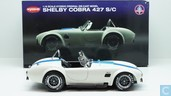 Shelby Cobra 427 S/C Wit 1:18