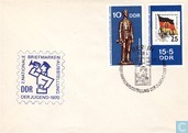 Stamp Exhibition Chemnitz