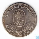 Canada Olympic Trust of Canada - Luge 1980