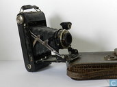 Vintage folding camera -anastigmat 1:6.8 lens