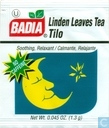 Linden Leaves Tea Tilo