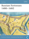 Russian Fortresses 1480 - 1682