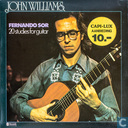 John Williams Fernando Sor 20 Studies For Guitar