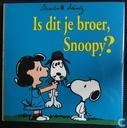 Is dit je broer Snoopy?