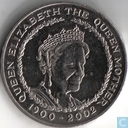 "Großbritannien 5 Pound 2002 ""Queen Mother"""