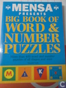 Mensa presents : Big book of word & number puzzles