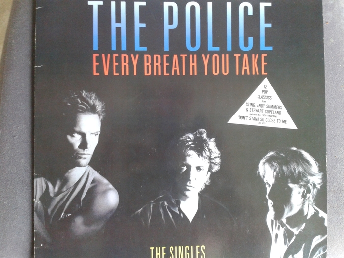 Simply Red First Album The Police Every Breath You