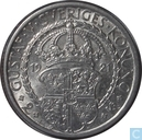 "Sweden 2 kronor 1921 ""400th Anniversary of Political Liberty"""