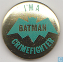 Batman - I'm a crimefighter (golden)