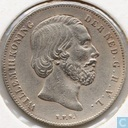 Coins - the Netherlands - Netherlands ½ gulden 1864