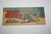 Bugs Bunny Joins the marines