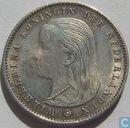 Coins - the Netherlands - Netherlands 25 cent 1897