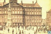 European Commission on Preservation and Access 'Amsterdam, Dam square around 1900'