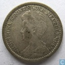 Coins - the Netherlands - Netherlands 25 cent 1916