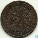 Coins - the Netherlands - Netherland 2½ cents1929