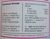 Comic Books - Wham! [BEL] (magazine) (Dutch) - Wham! 14