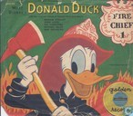 Walt Disney's Donald Duck Firechief