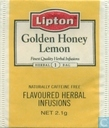 Golden Honey Lemon