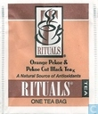 Tea bags and Tea labels - Rituals® - Orange Pekoe & Pekoe Cut Black Tea