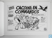 Comic Books - Agent 327 - Cacoïne en commando's